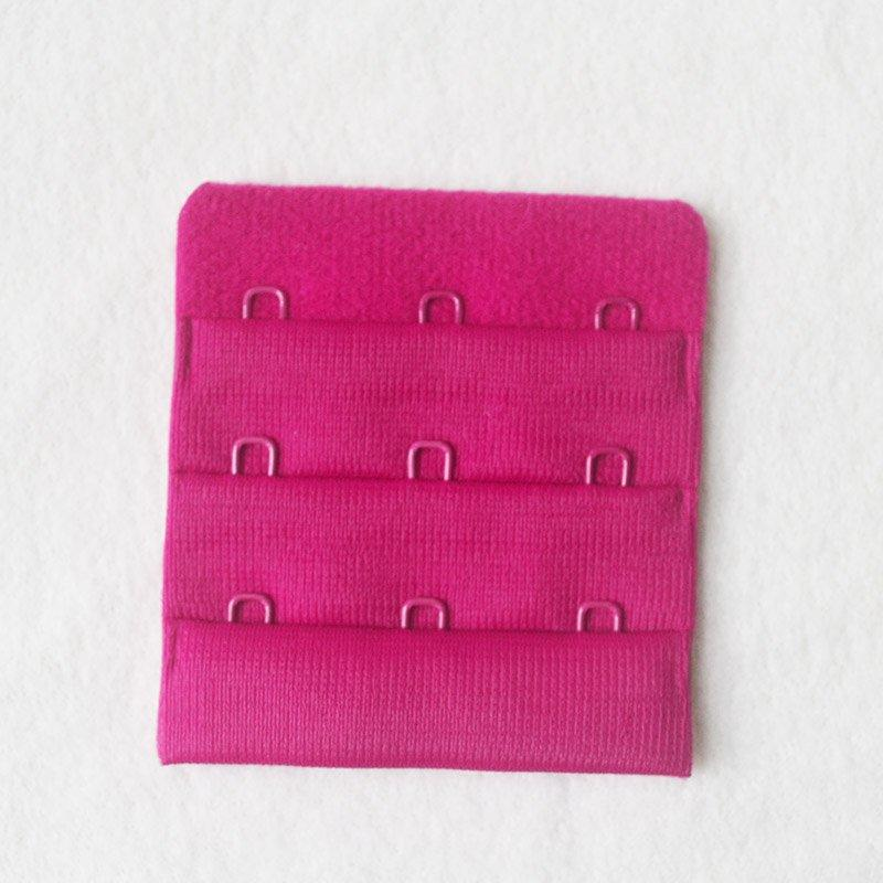 3*3/57mm microfiber/soft brushed seamless hook and eye tape