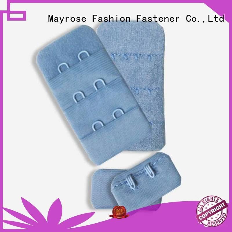 Mayrose bra extender 4 hook round eye underwear