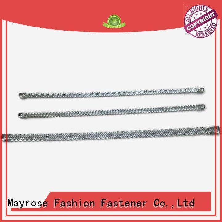 standard curved steel boning Mayrose manufacture