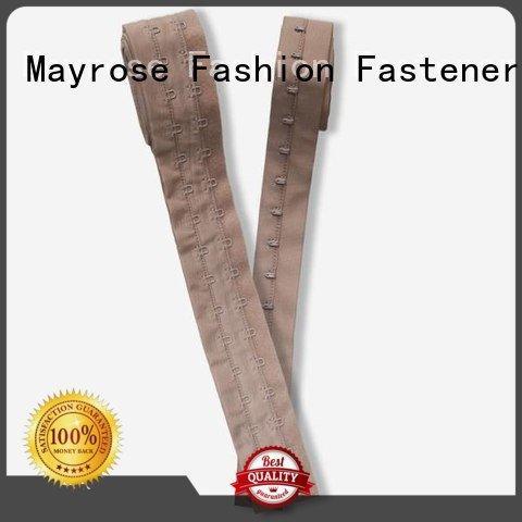 front bra hook extenders visible corest Mayrose