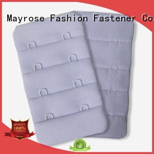 bra extender 4 hook eye underwear Mayrose Brand