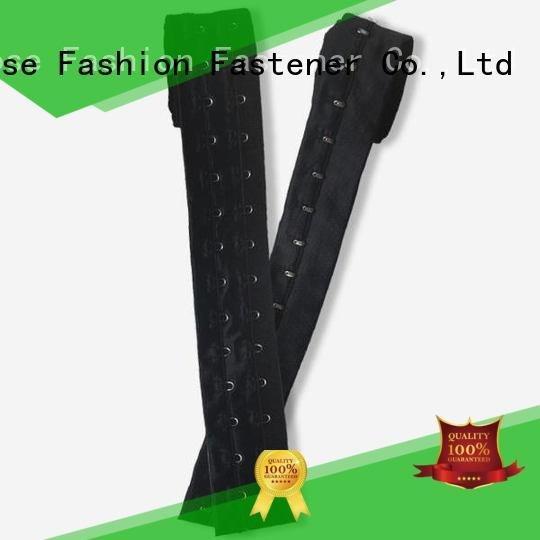 spandex material lingeriecorestbraunderwear hook OEM bra hook extenders Mayrose