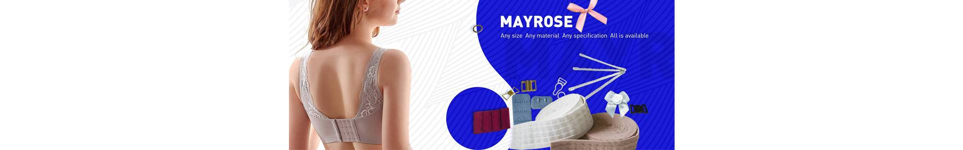 Nylon coated adjuster garter T6-1-Mayrose