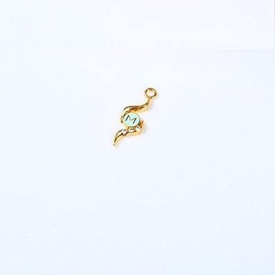 Mayrose-Bra Charms 7598 Zinc Alloy Plating Colors | Charms-3