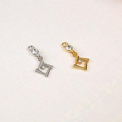 Mayrose-Best Bra Charms 7500 Zinc Alloy With Crystal Manufacture