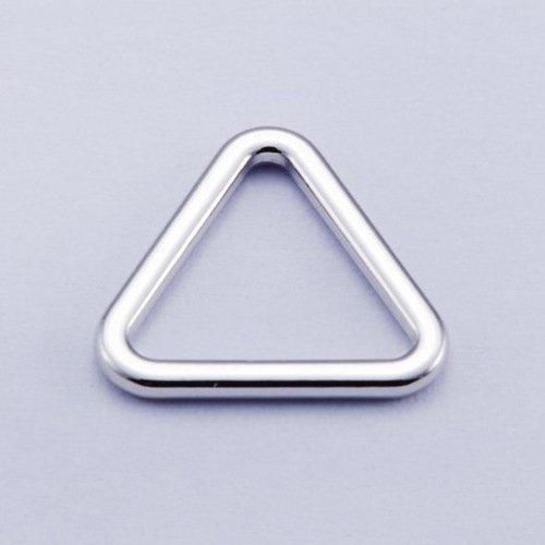 Mayrose-Zinc Alloy Adjuster Triangle Shape 010-7 | Ringslidehookspeical Shape
