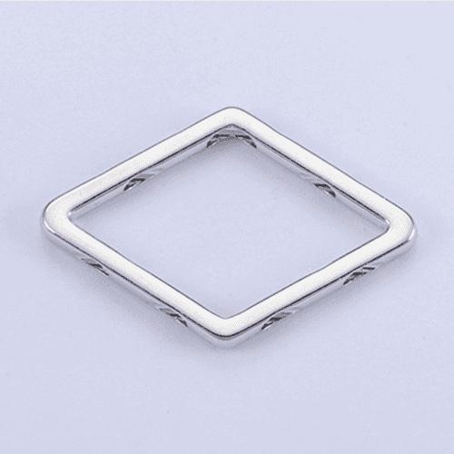 Mayrose-Zinc Alloy Adjuster Speical Rhombus Shape Yyk122 | Ringslidehookspeical
