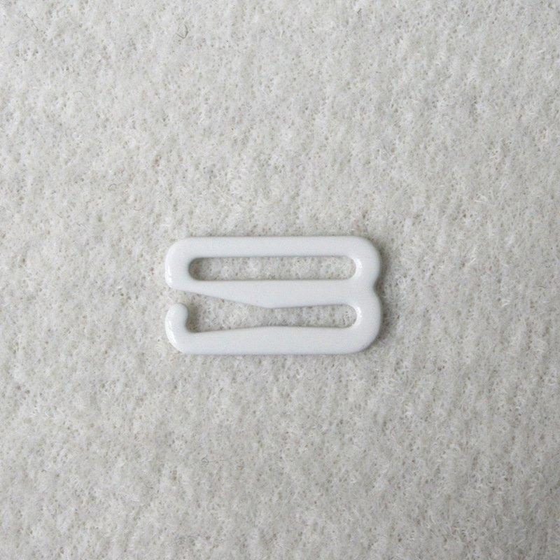 Mayrose-Nylon Coated Adjuster Hook Size From 6 To 25mm | Lingerie Strap Slides