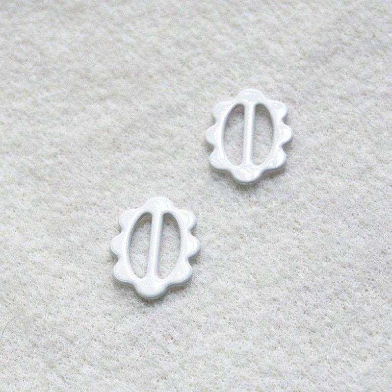 Mayrose-Nylon Coated Adjuster Speical Clips B81022 | Slide Adjuster Buckle-1