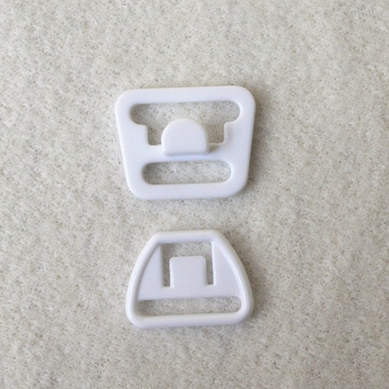 Mayrose-Bra Hooks And Eyes Plastic Mommy Clasps L16m1-3
