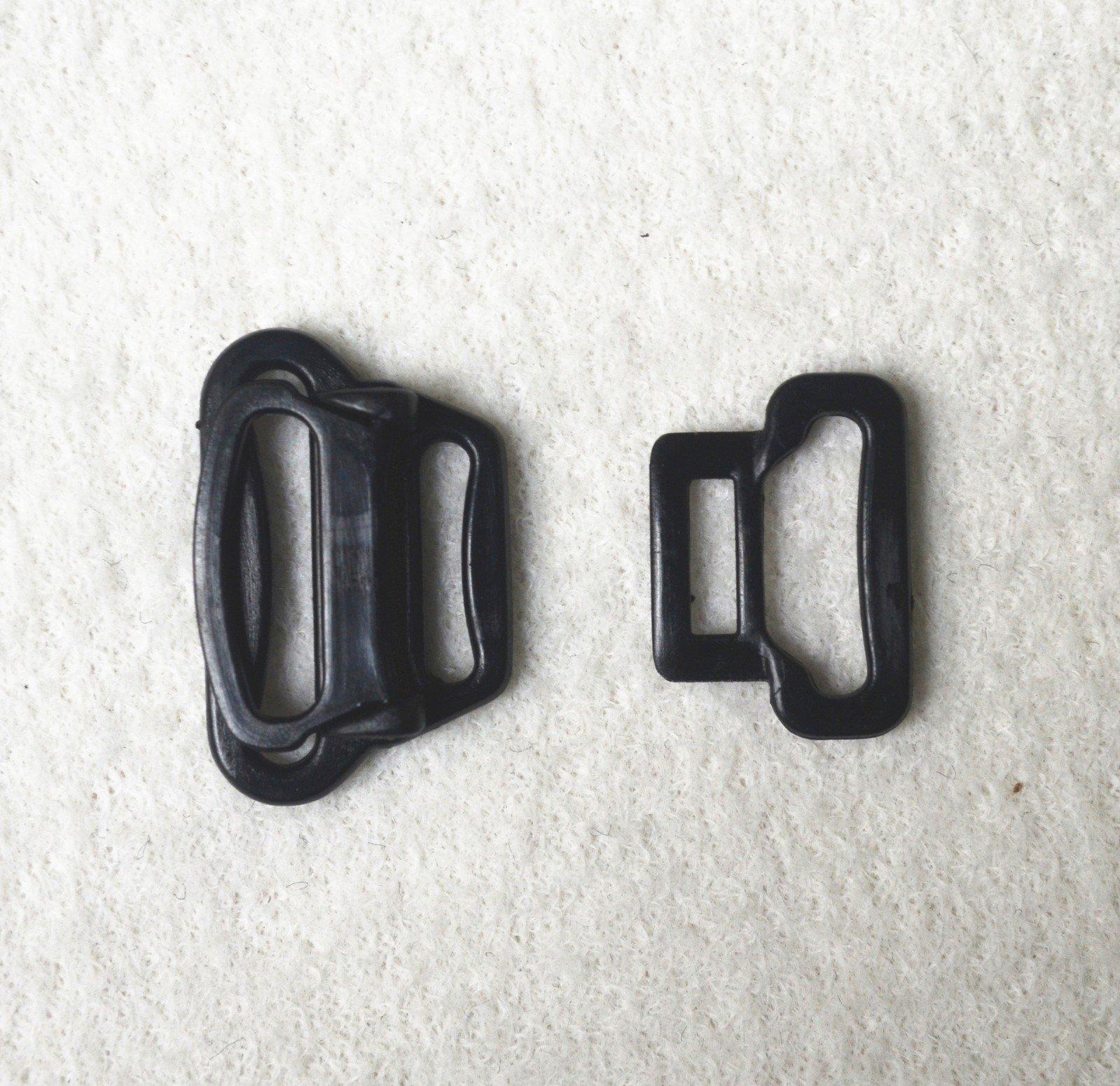Mayrose-High-quality Bra Straps   Plastic Closure L20m2-1