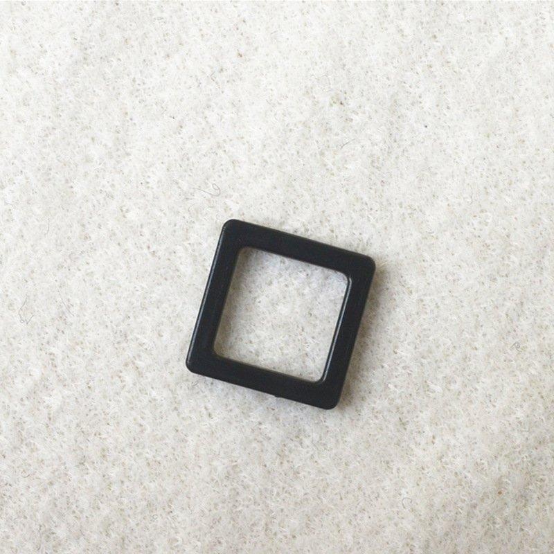 Mayrose-High-quality Bra Back Closures | Plastic Adjuster Square Shape L10sq-1
