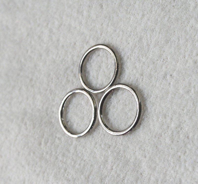 Mayrose-Zinc Alloy Adjuster Ring Size From 6mm To 30mm - Mayrose Fastener-3