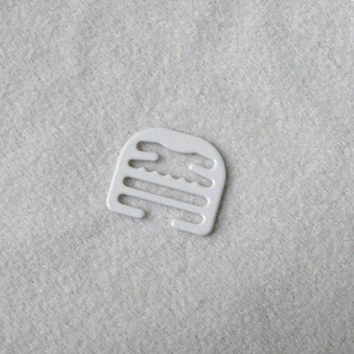 Mayrose-Professional Metal Strap Adjuster Buckle Nylon Coated buckle po13-1