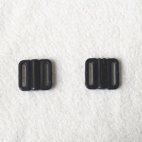 Mayrose-Plastic Front closure Buckle Clasps L11F21 | Bra Hook To Make-3