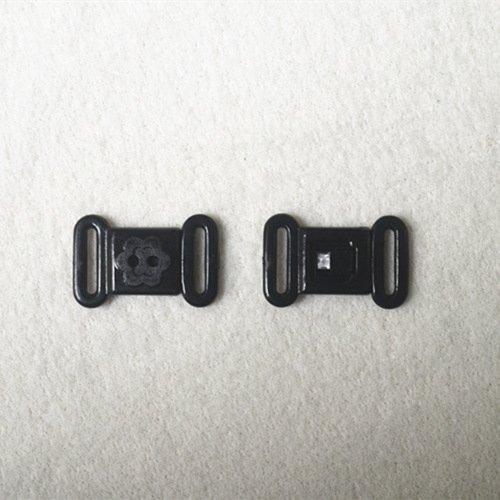 Mayrose-Plastic Front closure Buckle Clasps L12F46 | Bra Hook To Mak-2