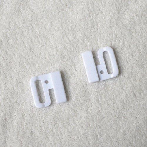 Mayrose-Plastic Front closure Buckle Clasps L12F48 | Bra Hook To Mak-1