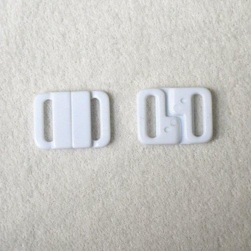 Mayrose-Plastic Front closure Buckle Clasps L12F48 | Bra Hook To Mak-2