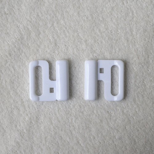 Mayrose-Plastic Front closure Buckle Clasps L14F45 | Bra Hook To Mak-1