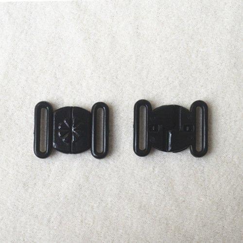 Plastic buckle for bra L15F22