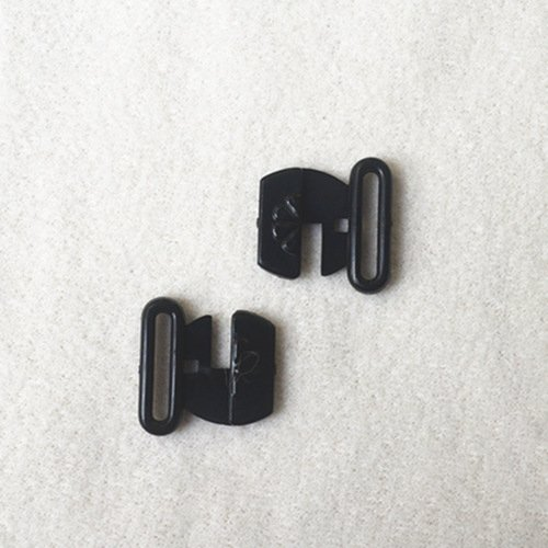 Mayrose-Plastic Front closure Buckle Clasps L15f22 | Bra Hook To Mak-1