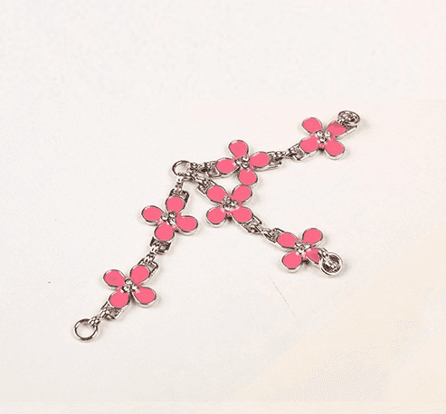 8080 zinc bra strap buckle pearl Mayrose