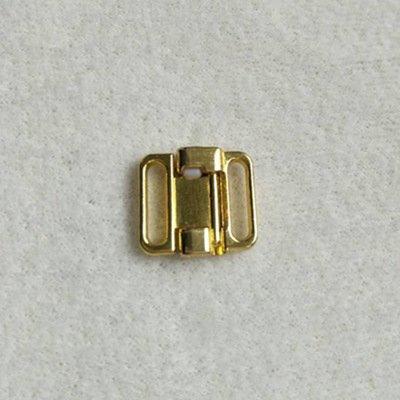 customized metal bra clasp zinc for dress evening dress