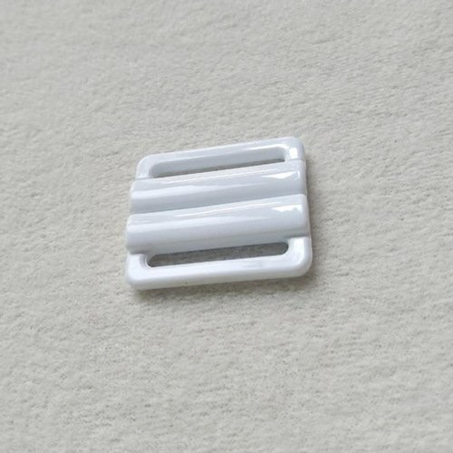 Mayrose-Plastic Front closure Buckle clear Clasps L25F60 | Bra Hook To Mak-1