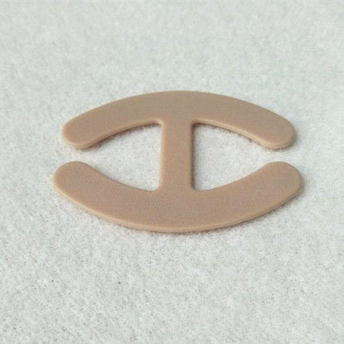 Mayrose-Plastic bra strap clips H shape-2