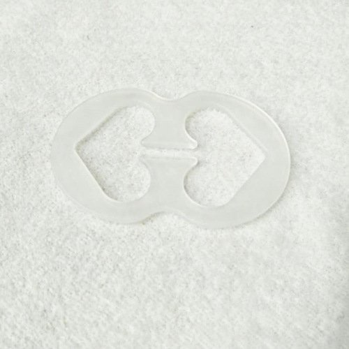 Mayrose-Plastic bra strap clips 8 shape-1