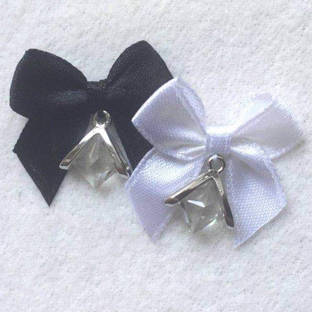 Mayrose-Nylon Ribbon Bow #34 | Bow | Mayrose Fastener-2