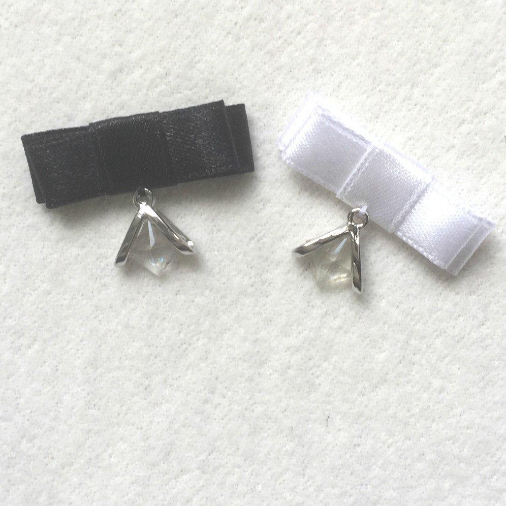 nylon ribbon bow #36