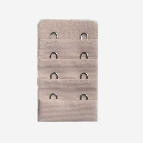 4x2 stainless steel seamless hook and eye tape