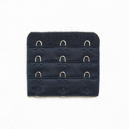 Bra extender nylon 3x3 57mm
