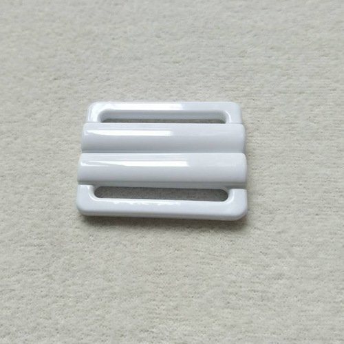 Mayrose-Plastic Front closure Buckle clear Clasps L30F60 | Bra Hook To Mak-1