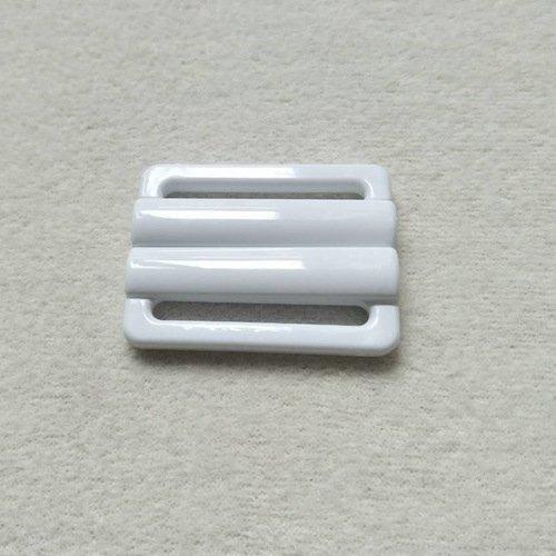 Mayrose-Plastic Front closure Buckle clear Clasps L30F60 | Bra Hook To Mak-1