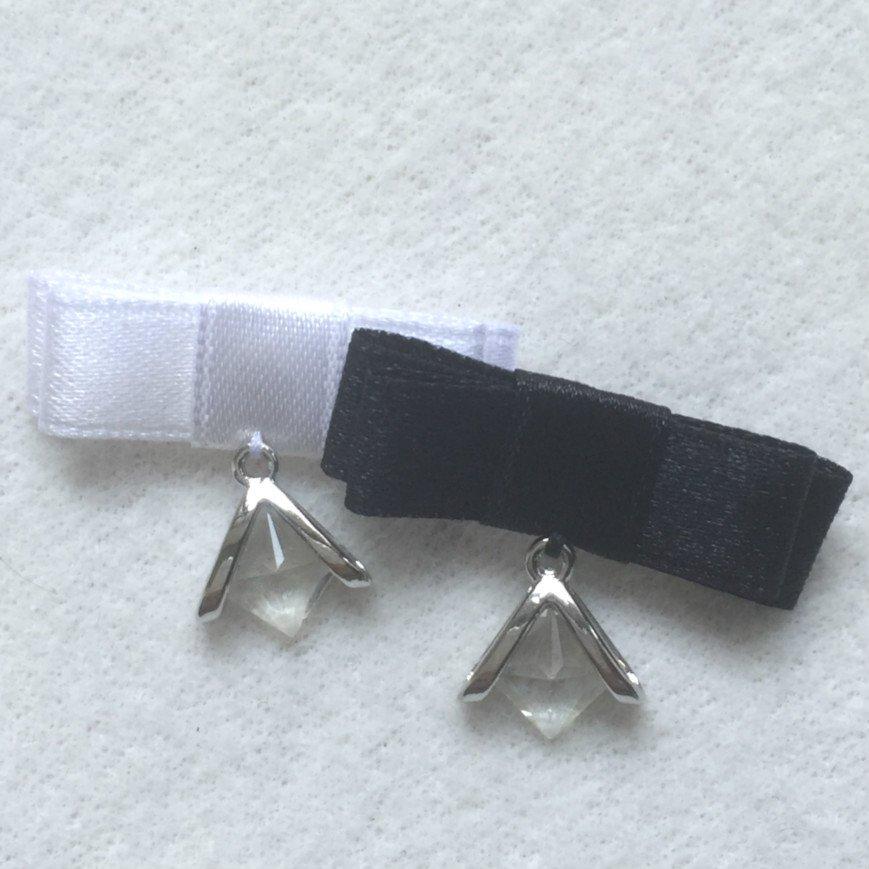 Mayrose-Nylon Ribbon Bow #36 | Chiffon Bow | Bow-3