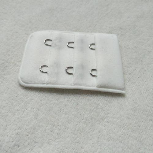 3x2/38mm seamless hook & eye with foam inside