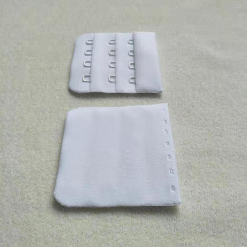 3*4/50mm seamless hook and eye tape