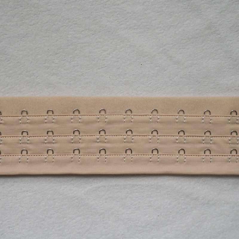 Uncut 3x3/4 Reinforced hook and eye tape