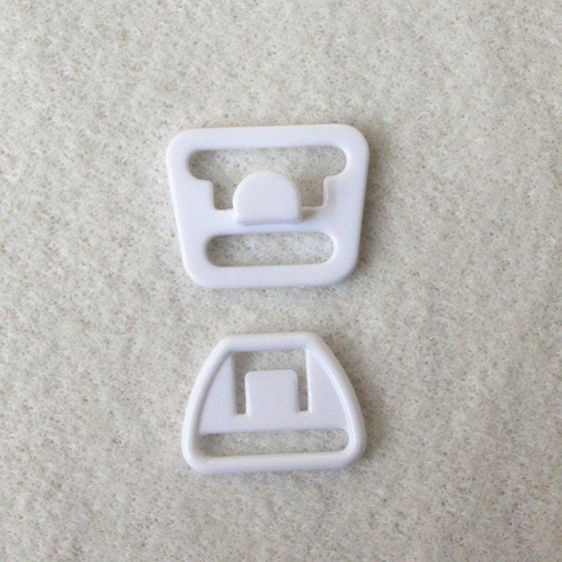 Plastic mommy clasps L16M1