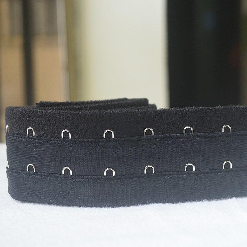 Uncut 2x3/4 Reinforced hook and eye tape