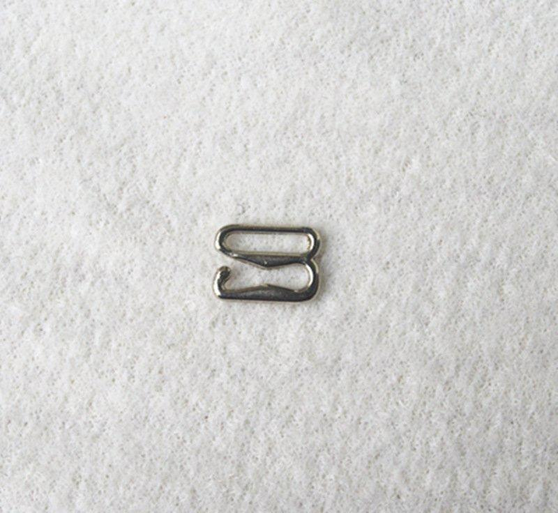 silver and gold plating hook size from 6mm to 30mm