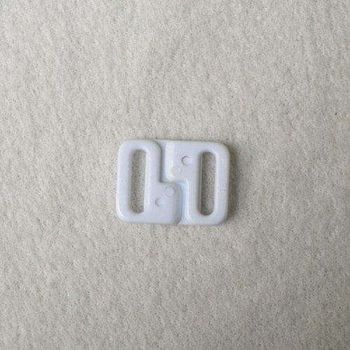 Plastic front closure clasps L12F48