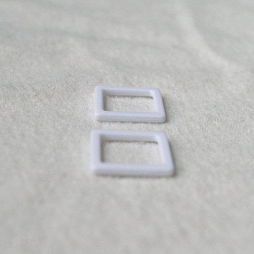 Mayrose-Find Plastic Adjuster Square Shape L12sq Clip Bra Straps Together From-2