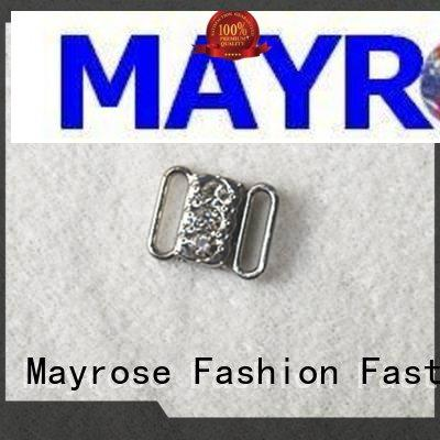 Mayrose customized slide buckles wholesale manufacturer swimwear