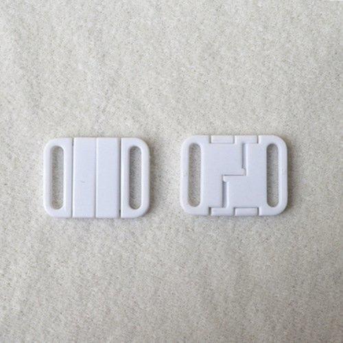 Mayrose-High Quality Plastic Pom Closure Clasps L16f49 | Bucklefront Closure-2