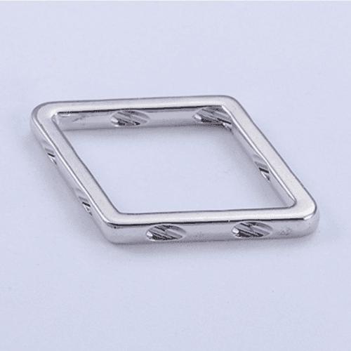 Mayrose-Zinc Alloy Adjuster Speical Rhombus Shape Yyk122 | Ringslidehookspeical-2