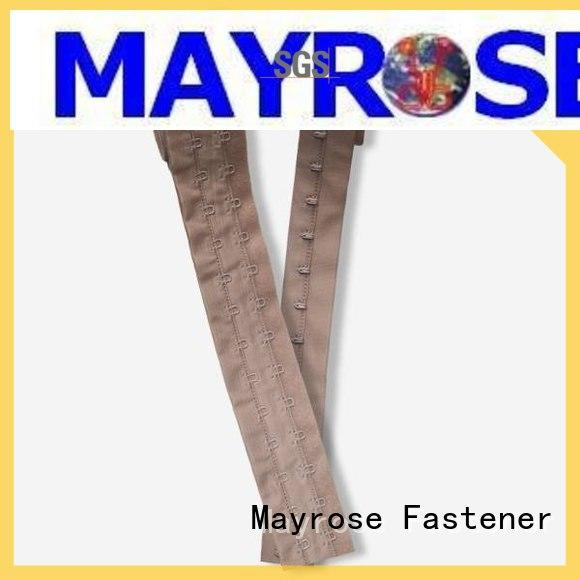 Mayrose bra hook and eye tape by the roll Eco-friendly dressing
