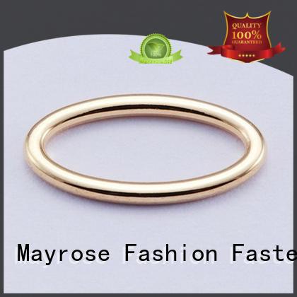 zinc bra strap adjuster clip size ring Mayrose